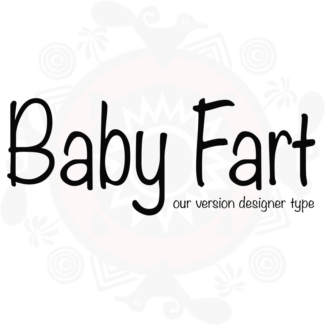 Baby Fart Type Fragrance