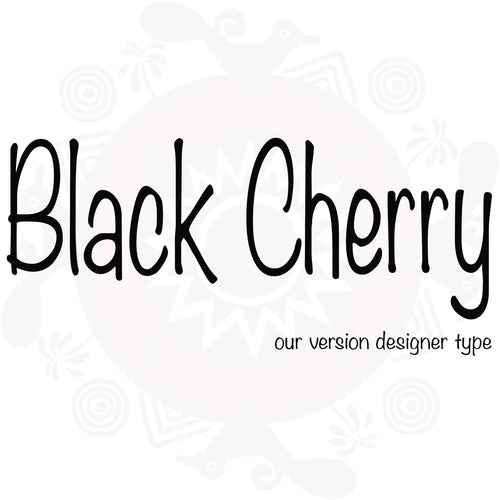 Black Cherry  Pure Fragrance