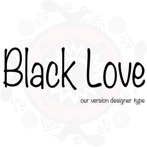 Black Love  Pure Fragrance