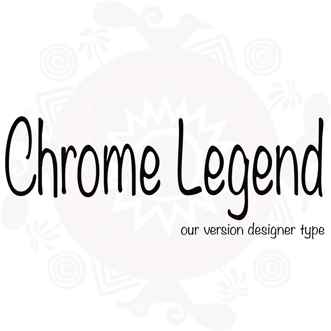 Chrome Legend Type Fragrance - Men's (Compare to Chrome Legend by Azzaro)