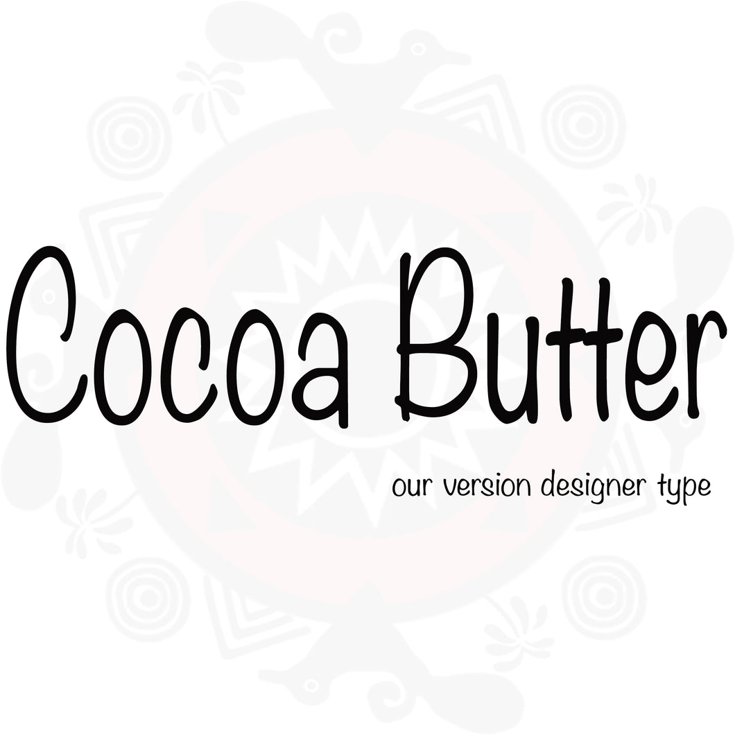Cocoa Butter (Natural)