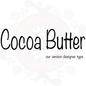 Cocoa Butter Deoderized