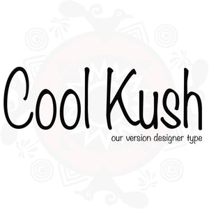 Cool Kush Type Fragrance
