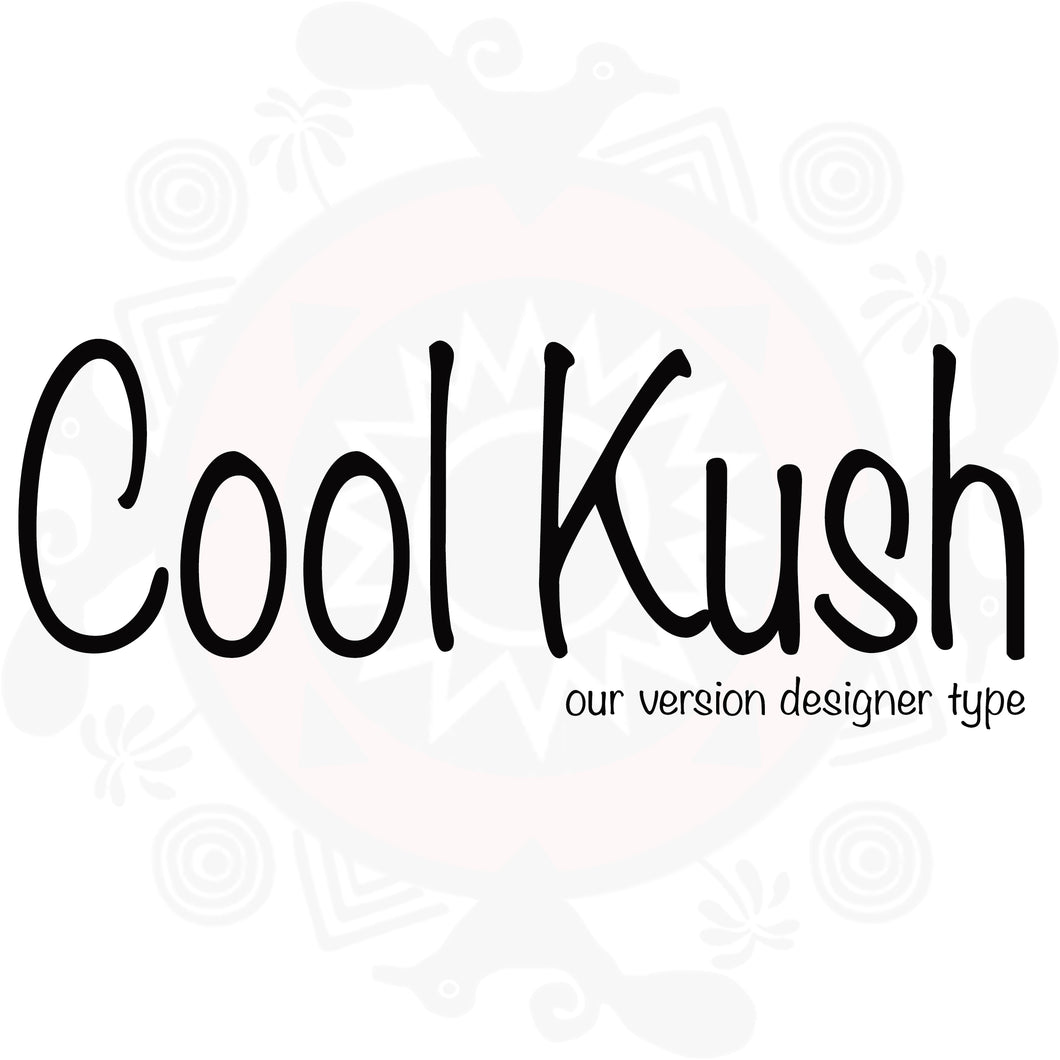 Cool Kush Pure Fragrance