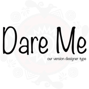 Dare Me Type Fragrance - Women's (Compare to Dare Me by Kimora Lee Simmons)