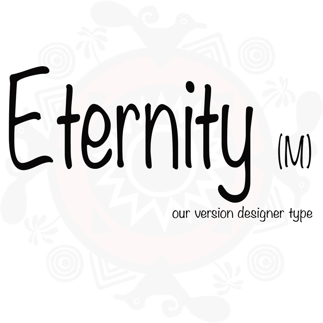 Eternity (M) Type Fragrance
