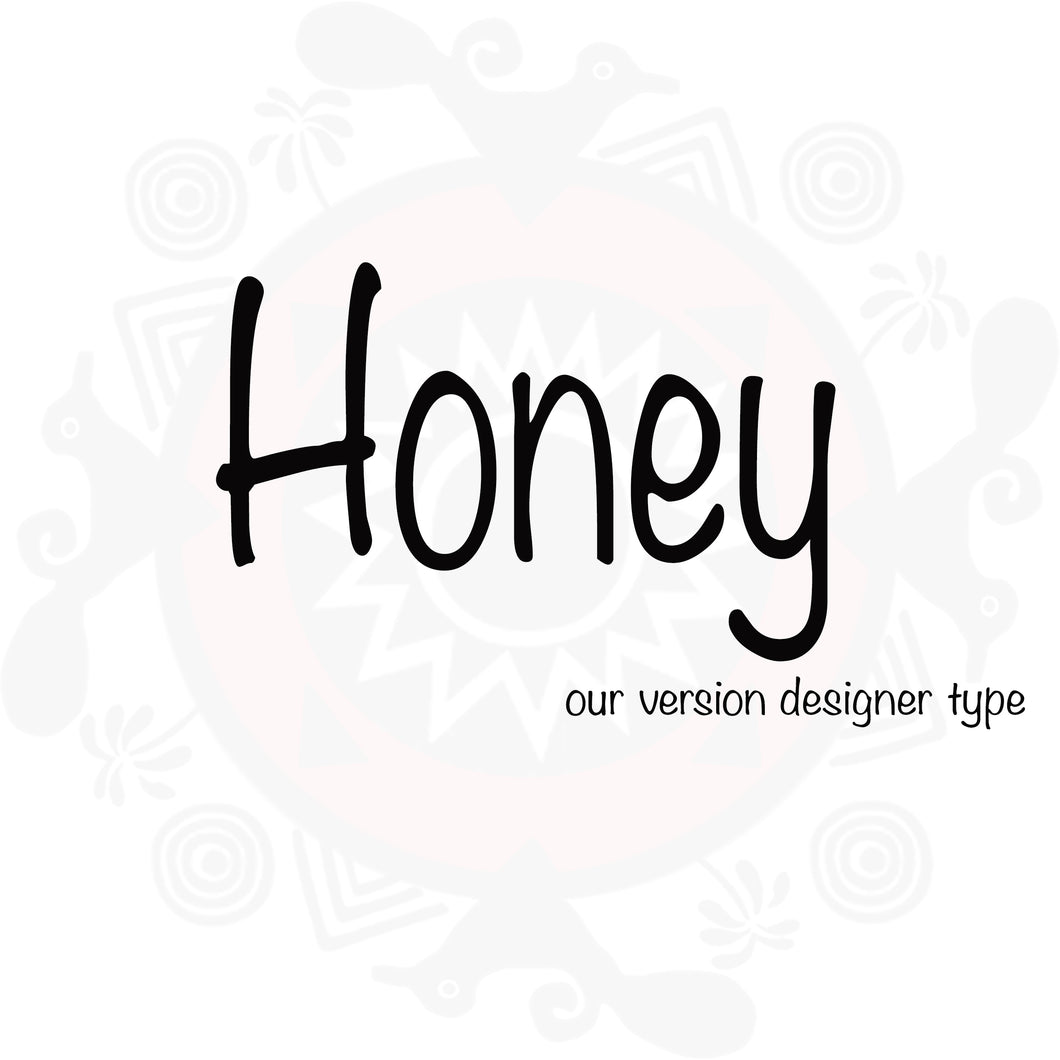 Honey Type Fragrance