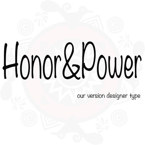 Honor & Power  Pure Fragrance