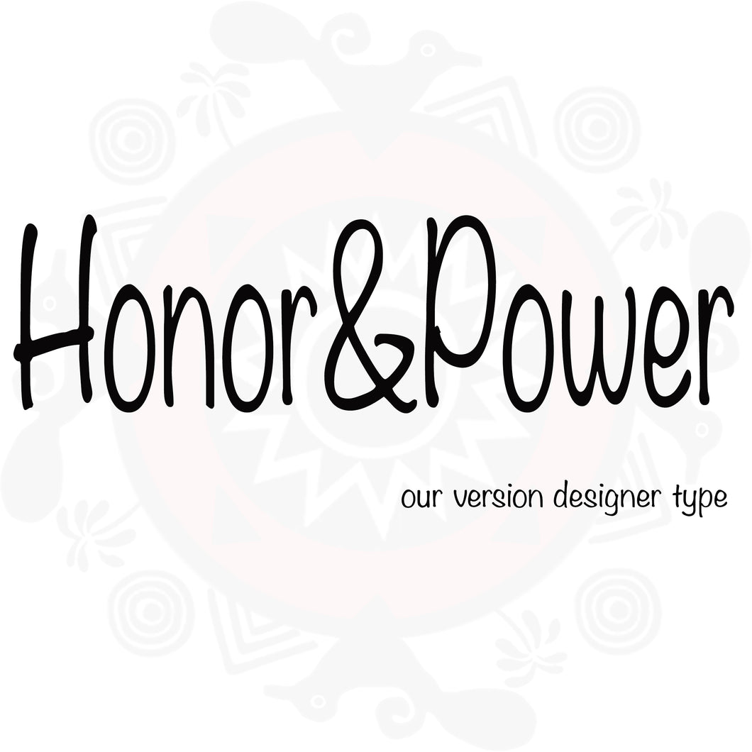 Honor & Power Type Fragrance