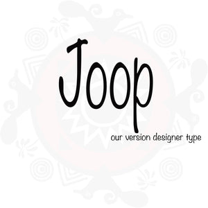 Joop Type Fragrance