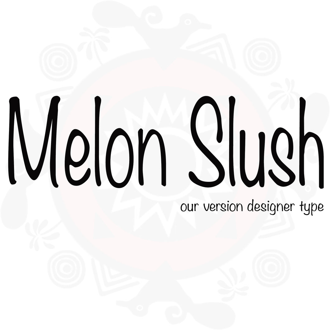 Melon Slush  Pure Fragrance