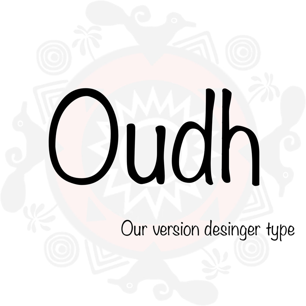 Oudh Type Fragrance