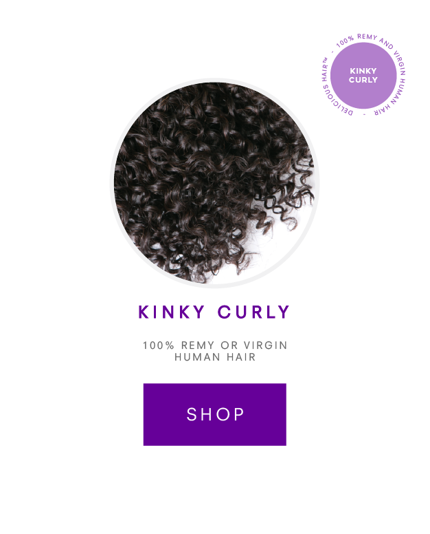 Kinky Curly Collection