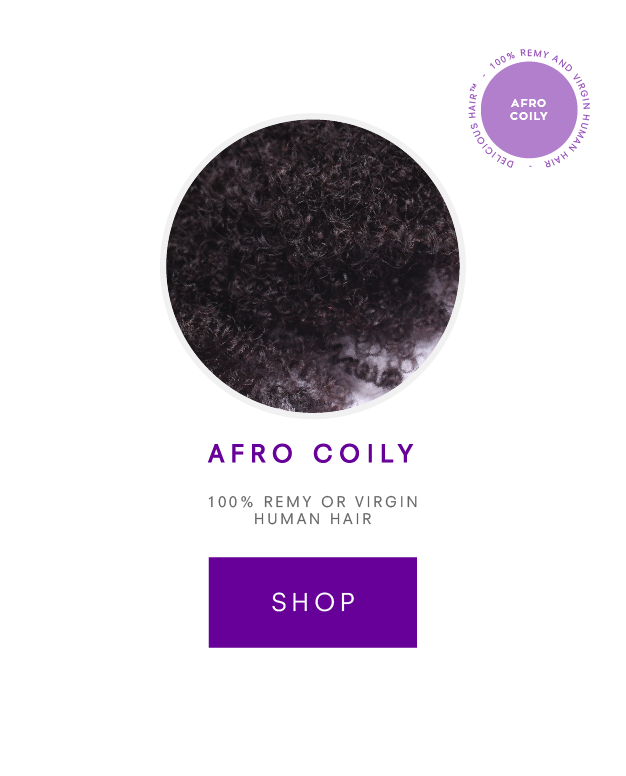 Afro Coily Collection