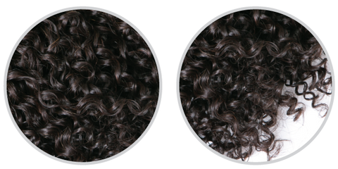About Our Kinky Curly Human Hair Texture