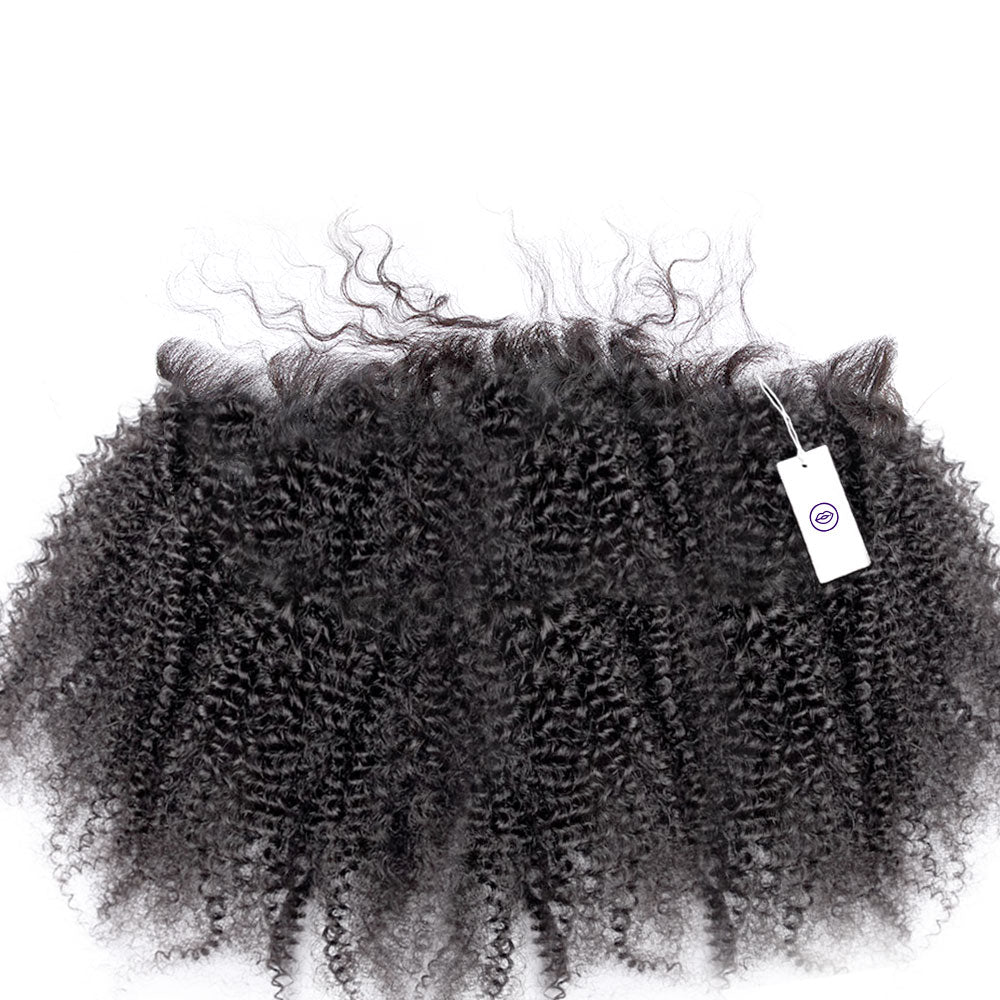 Afro Coily - Lace Frontal Piece