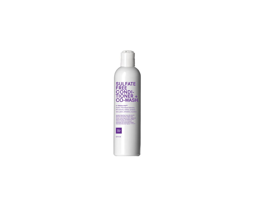 Sulfate-Free Conditioner + Co-Wash (8 oz)