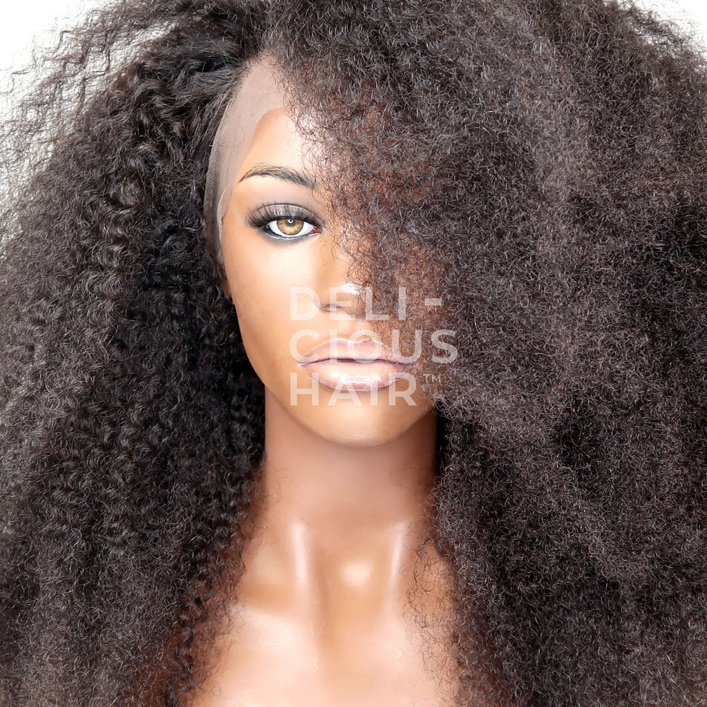 Afro Coily Lace Wig