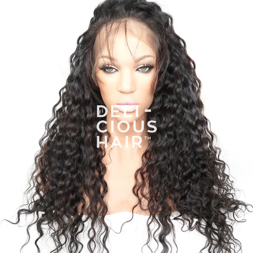 Deep Wave - Basics Lace Wig Collection
