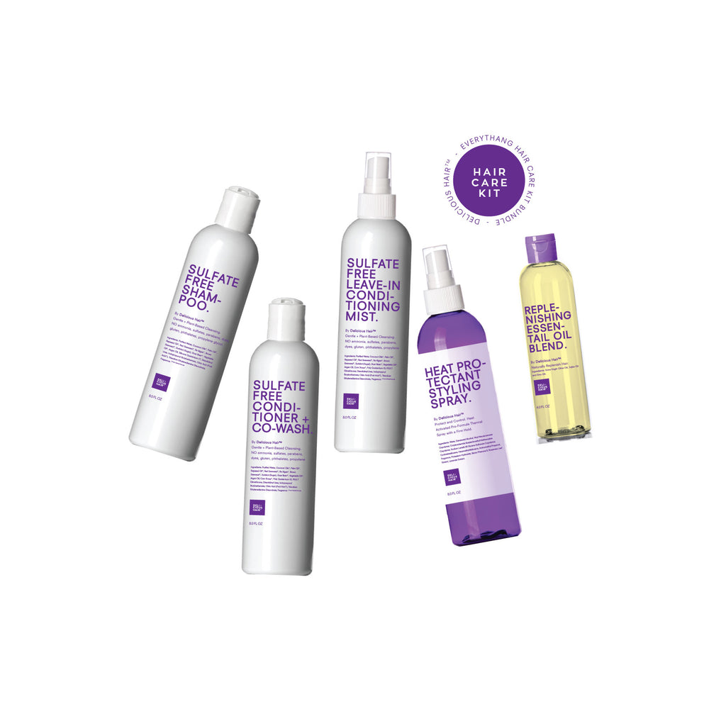 Everythang' Hair Care Kit - Sulfate-Free & Safe for Hair!