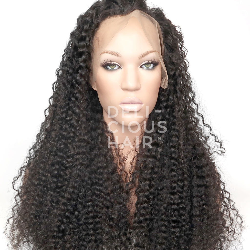 Kinky Curly Lace Wig