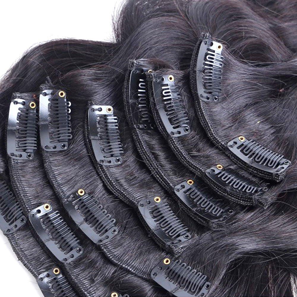 Body Wave - Clip-Ins