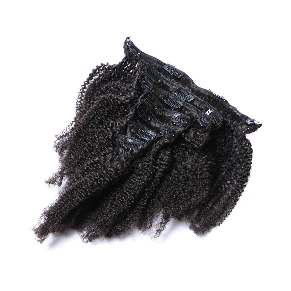 Afro Coily - Clip-Ins