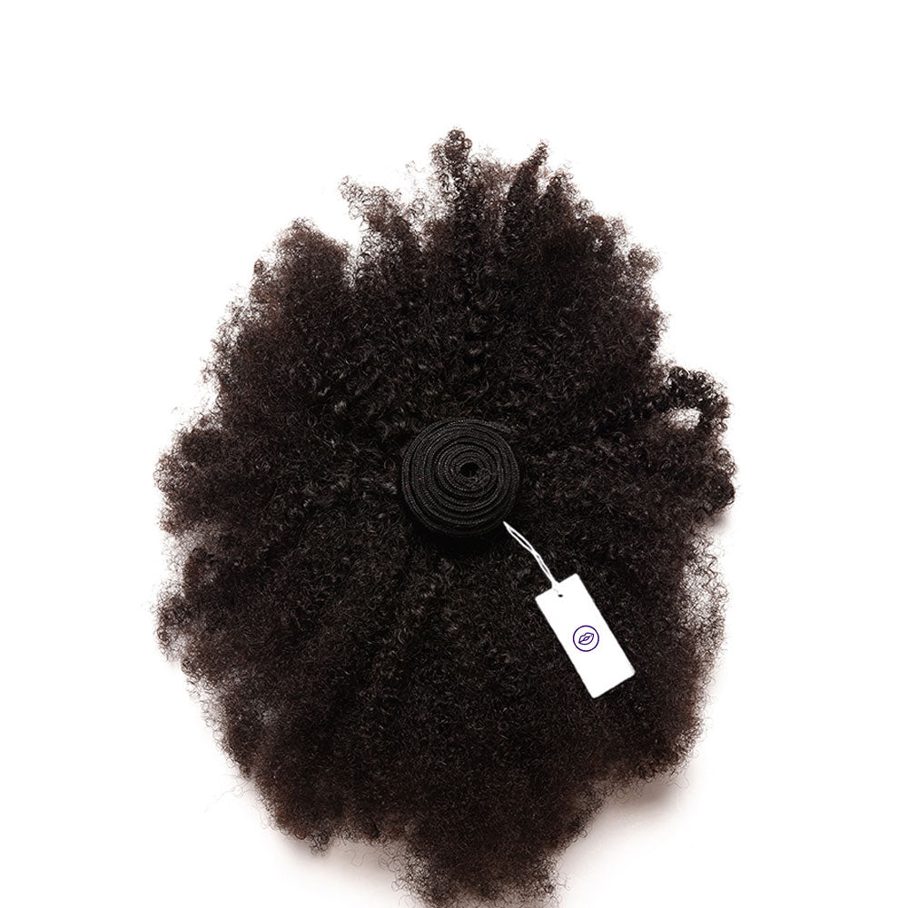 Afro Coily - Weft Bundle