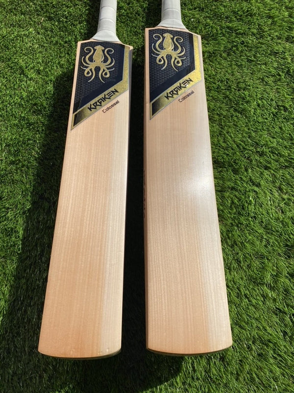 Kraken Colossal Cricket Bat Classified Willow