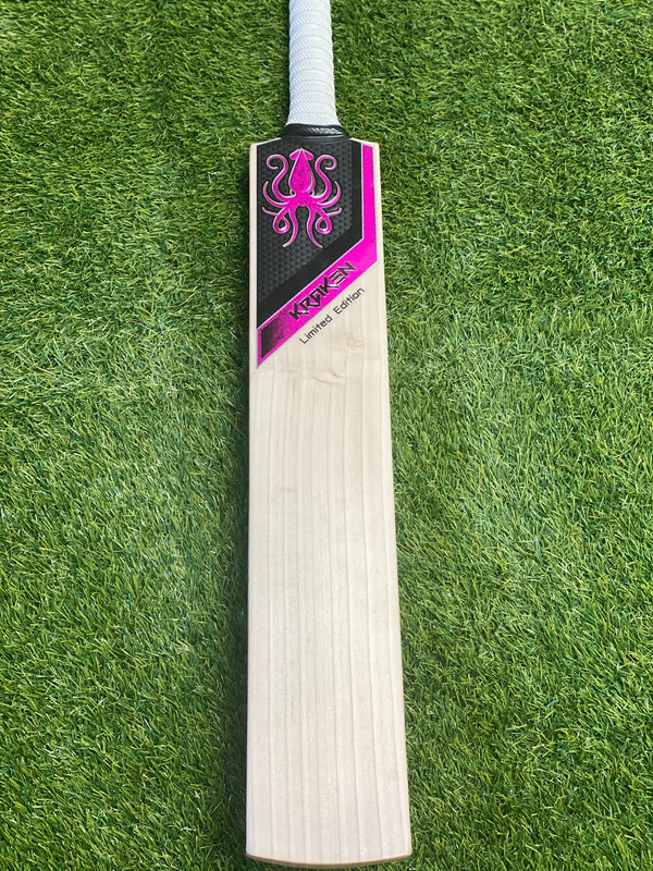 Kraken Cricket Bat LIMITED EDITION English Willow