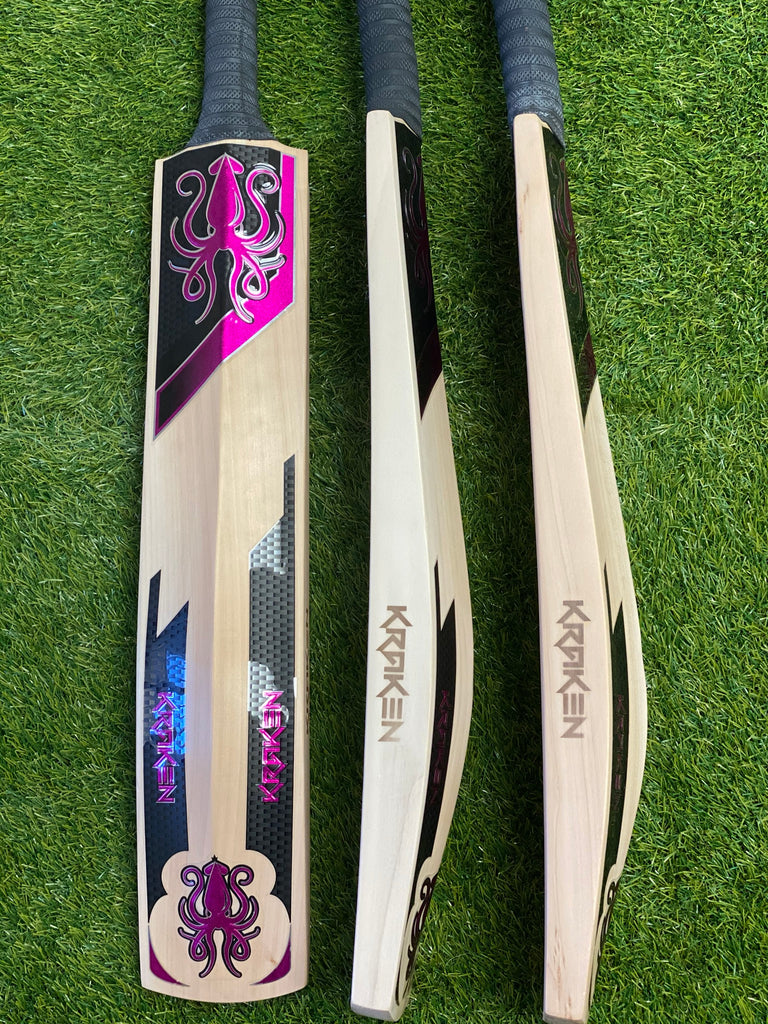 Womens Cricket Bat by Kraken Cricket