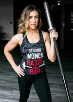 Strong Women Raise the Bar