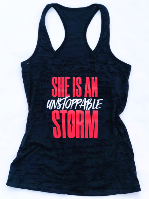She Is An Unstoppable Storm