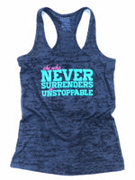 She Who Never Surrenders (Black)