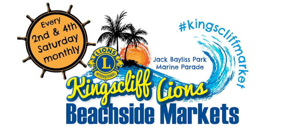 Kingscliff Market Saturday August 8th 8-1pm