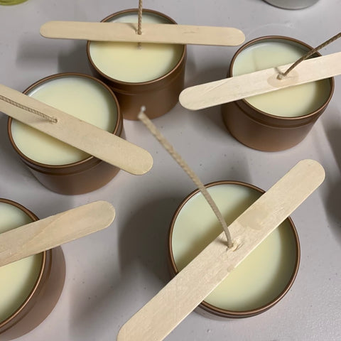 hand poured soy candles calm earth co