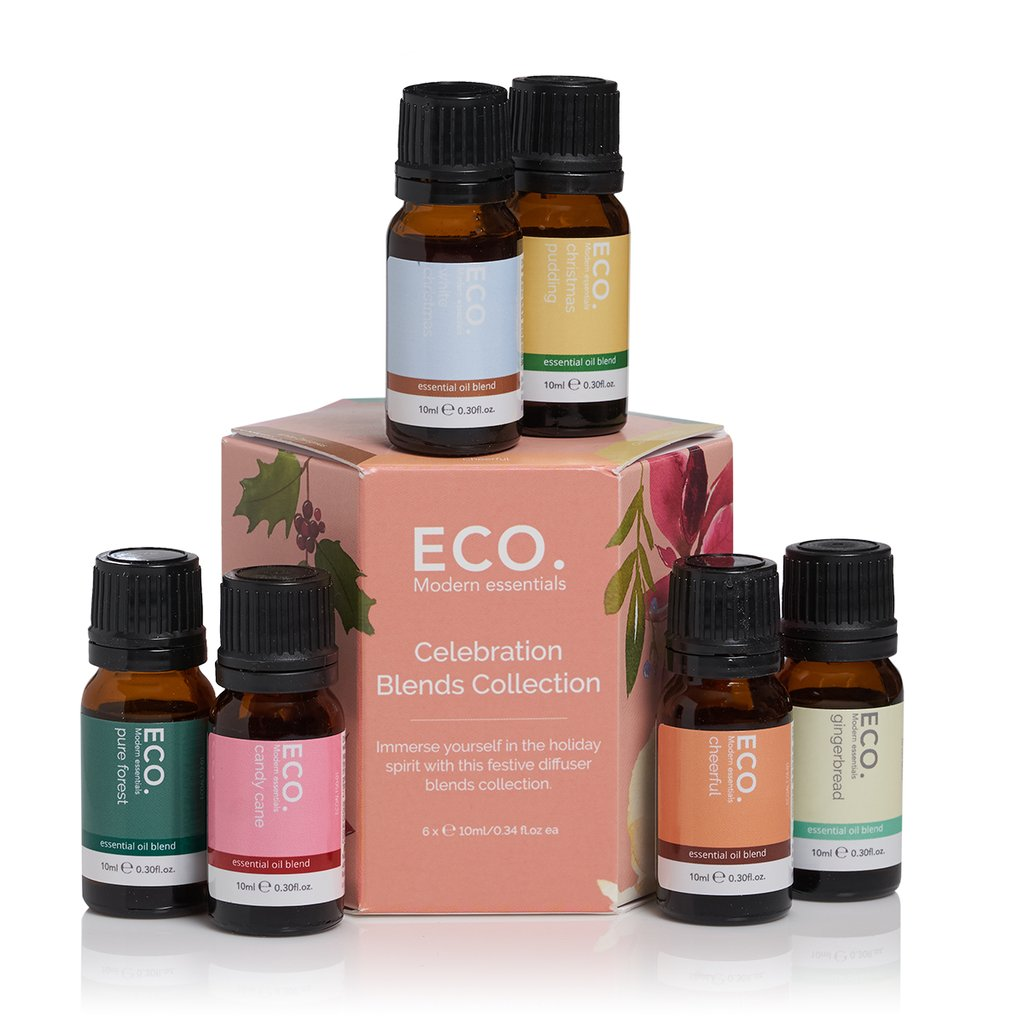Celebration Blends Collection - Festive Essential Oils calm earth co
