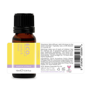 Clarity & Focus Blend calm earth co