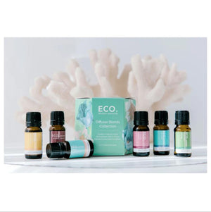 Diffuser Essential Oil Blends 6 Pack calm earth co