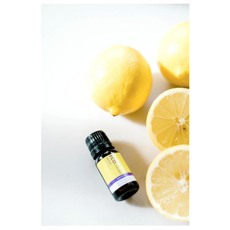 Lemon Pure Essential Oil calm earth co