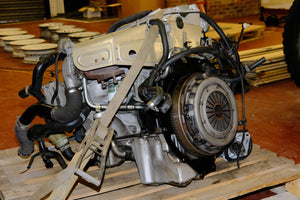 Land Rover Defender OEM 15p Td5 Engine, R380 Gearbox & ECU. Low Mileage [Used] - The Spare Company