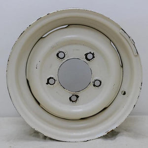 "16"" Dunlop Steel Tubed Wheels Set of Five for Refurbishment [Used] - The Spare Company"