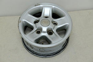 "16"" Land Rover OEM Boost Alloy Wheels and Tyres Set of Five [Used] - The Spare Company"