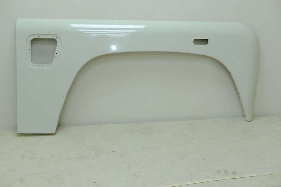 Land Rover Defender RHS Fender [Used] - The Spare Company