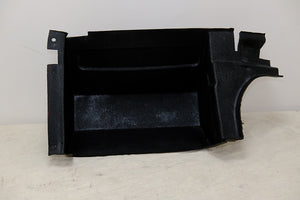 Land Rover Defender Td5 OEM RHD Passenger's Footwell Rubber Trim [Used] - The Spare Company