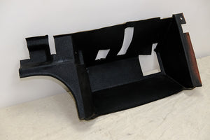 Land Rover Defender Td5 OEM RHD Driver's Footwell Rubber Trim [Used] - The Spare Company