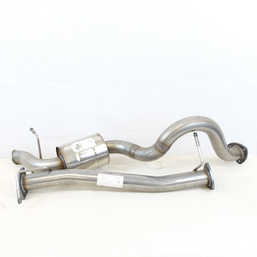 Sports Exhaust System with Gasket Exhaust System for Land Rover Defender 90 Td5 [Unused] - The Spare Company