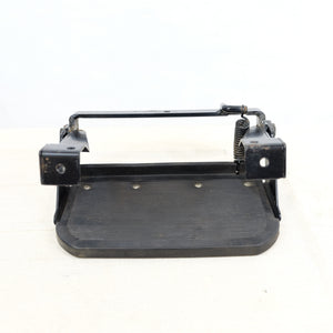 Land Rover Defender Folding Side Steps Pair [Used] - The Spare Company