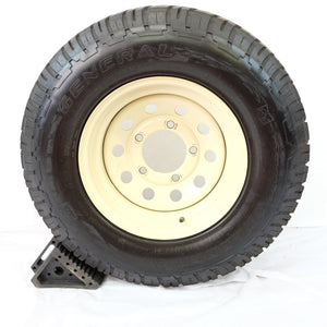 "16"" Modular Steel Wheels and Tyres Set of Five [Used] - The Spare Company"