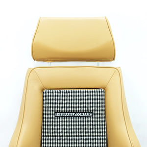 The Hudson Biscuit Vinyl Front Seat for Land Rover Defender - The Spare Company